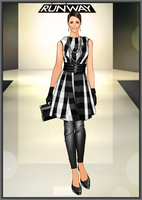 Dressed up: Project Runway by Brandee-Ssj-Doll