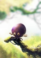 Micro Pet octopus by Magnusss