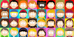 RANDOM CHARACTER ICONS YAY by Lolwutburger