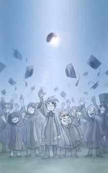 Graduation by Kethavel