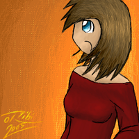 Eve in colour by oribi