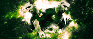 Leo Messi by madeinjungle