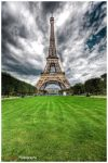 Paris - Eiffel Tower VII by superjuju29