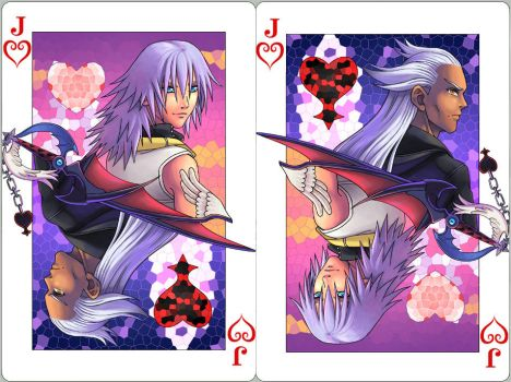 KH2: Jack of Hearts by Risachantag