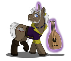 My Little Bard by Sheppard56