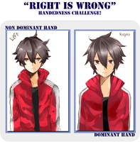 RIGHT IS WRONG MEME by palmtreehero