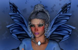 Blue Lust by chamirra