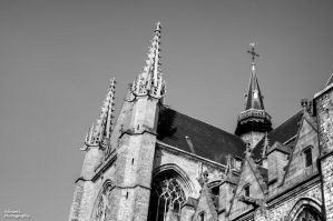 Collegiate church by DiY171