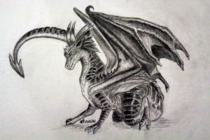 Dragon by ApocalypticRenegades