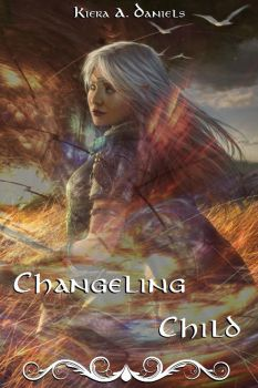 Changeling Child Short Story Cover - Kiera Daniels by LuluLullaby2012