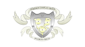 Pokemon Cosplay Group of Puerto Rico Logo by Hyperagua