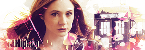 Amy Pond Signature by tjhiphop