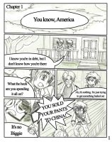 The Fifty Children of America pg. 1 by chi171812