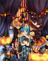 Trick or Treat by Miyalin