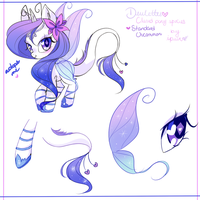 Dewlettes ADOPTABLE #2 CLOSED by Ipun