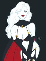 Lady Death re-up by mitchatt