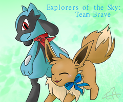 PKMN MD: My Team by BlueFire795