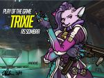 Play of the Game Badge: Trixie by the-gneech