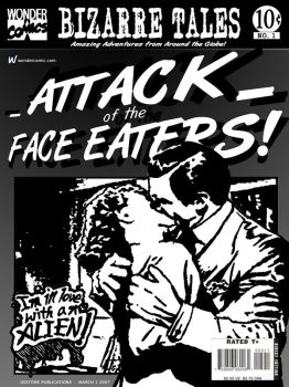 Attack of the Face Eaters by LastCrimsonNight