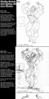 Shading Tutorial Ex. 2 steps by Jebriodo