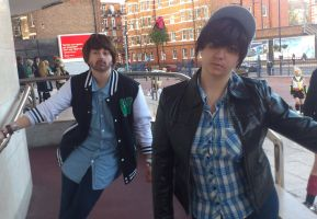 SMOSH - Ian and Anthony cosplay by MellowShark