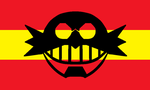 Flag of the Eggman Empire by Darrow-R-Griffin