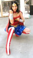 Wonder Woman by SapphireEagle