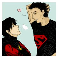 Tim + Kon - Cheer Up by wolfram003
