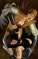 X23 LADY DEATHSTRIKE: BLADE DANCE by HenryPonciano