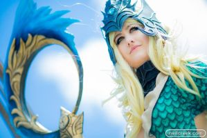 Tidecaller Nami - League of Legends by Rose-Cosplay