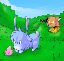 Found the Rabbit by General-RADIX
