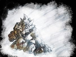 HIS DEATH WILL BE IN VAIN by MedriFogmatio