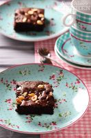 Chocolate brownies by kupenska