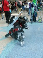 Lightning Saix at Anime Expo 2013 2 by MidnightLiger0