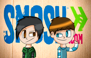 Smosh by inceptiontakdream