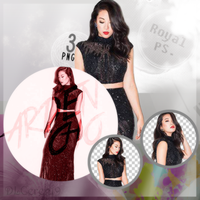Png Pack (21) Arden Cho by DLCeren19