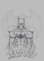 batman by halley by halleymurray