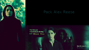 Pack Alex LoUS by BellaBlackCullen