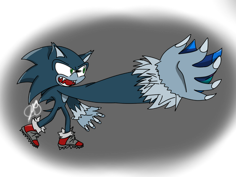 AT: Werehog by CMBSonic