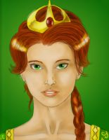 Princess Fiona edited by tite-pao