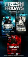 Club Flyer Template FREE DOWNLOAD by ImperialFlyers