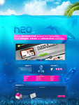H2O studio design by jonaska
