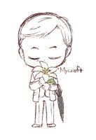 Mycroft-Flower by twosugars16