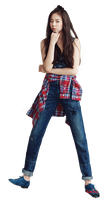 Sohee (Wonder Girls) #2 PNG [RENDER] KwonLee by KwonLee