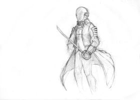 Fencer Outfit by Kenku-0
