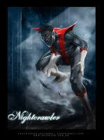 Nightcrawler by arashiro