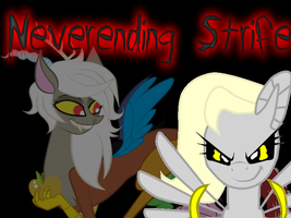 Vector Project- GenderBent Neverending Strife by Daffodillfox
