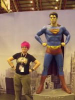 Superman isn't impressed. by donnatron