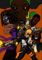 BlackGuard in color by mohnman