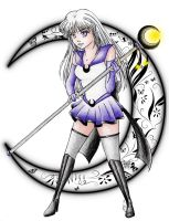 Request: Sailor Dark Moon by sailorangel